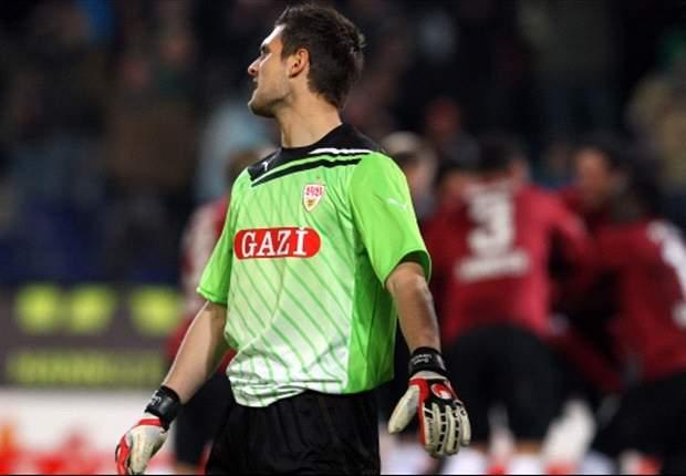 Fehlt dem VfB für zwei Spiele - Sven Ulreich