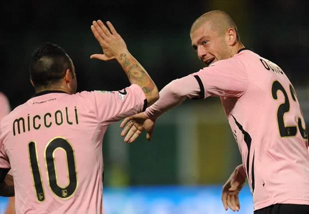 """Palermo, Donati vuole guardare avanti: """"Ci servono punti, dobbiamo ripartire il prima possibile"""""""