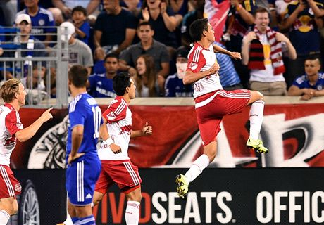 REPORT: NY Red Bulls 4-2 Chelsea