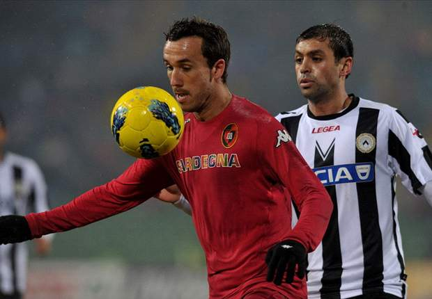 Sonho de consumo do Palmeiras, Thiago Ribeiro está perto do Cagliari