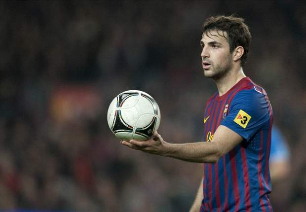 I will be 100 per cent fit for Euro 2012, insists Fabregas