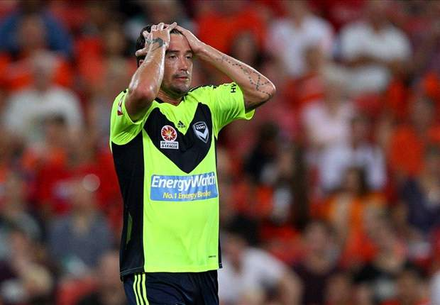 Clubless Harry Kewell linked with Perth Glory move