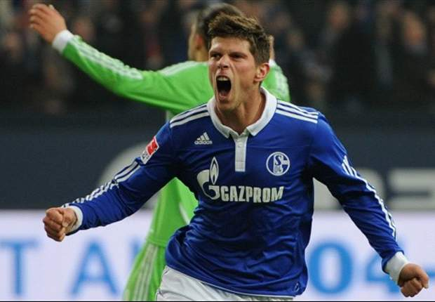 Schalke 3-1 Viktoria Plzen (Agg 4-2): Huntelaar hat-trick clinches extra-time progression for German side