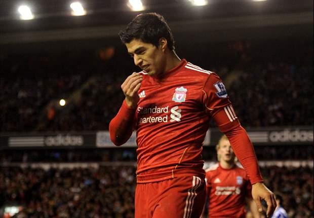 Luis Suarez: Liverpool Terpuruk Gara-Gara Arsenal