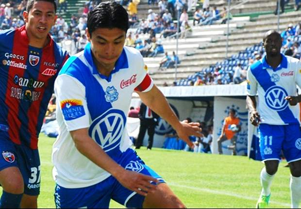 Puebla's Gonzalo Pineda recalls Olympic experience and gives advice to Mexican team ahead of 2012 qualifying