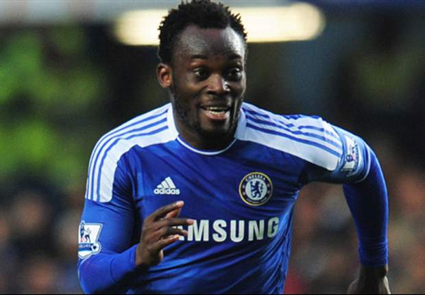 Official: Real Madrid sign Chelsea midfielder Essien on season-long loan