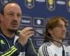 Modric: Pemecatan Benitez Baik Untuk Madrid