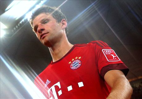 'Muller will never leave Bayern'
