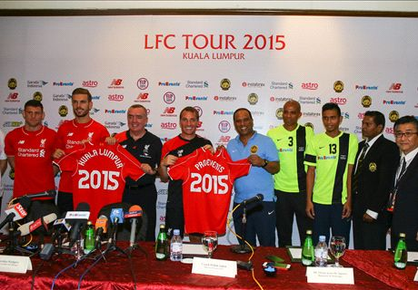 Dollah Wants A Win Against Liverpool