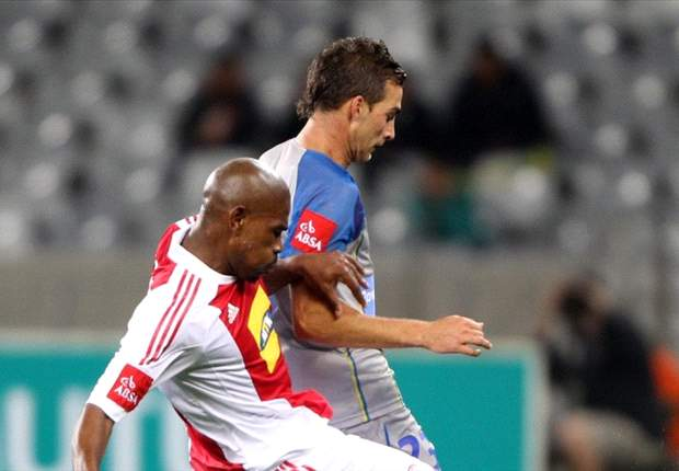 Ajax Cape Town sign Bradley Grobler