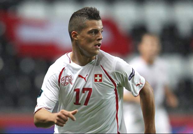 Switzerland want Xhaka at the London Olympics
