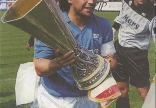 Maradona denies £31.8m Italian tax evasion charges