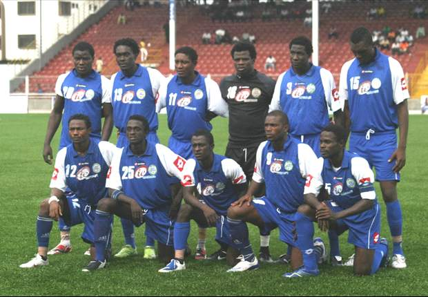 Ike ThankGod hopeful Warri Wolves will grab a continental ticket