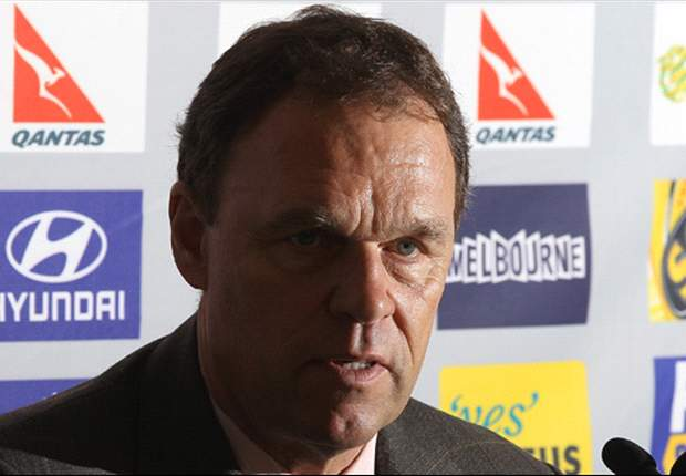 Australia coach Holger Osieck: Saudi Arabia clash 'as important as any match'