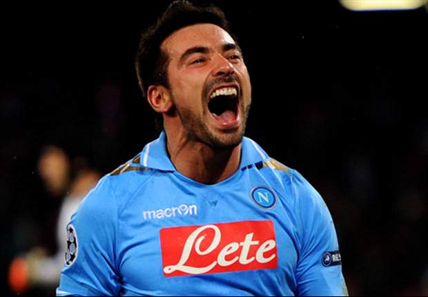 Napoli 1-0 Inter: Lavezzi strike increases pressure on Ranieri as Nerazzurri fall nine points behind third place