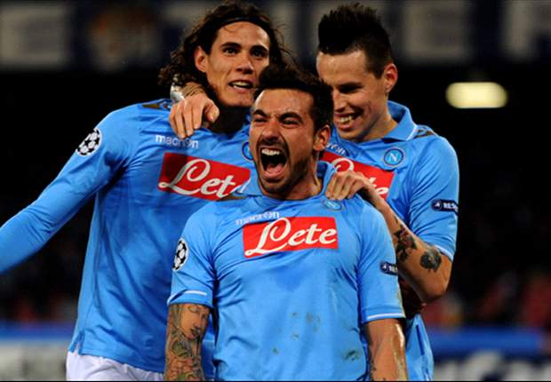 Sneijder, Lavezzi, Cavani & the Serie A stars who could leave if their clubs fail to qualify for the Champions League