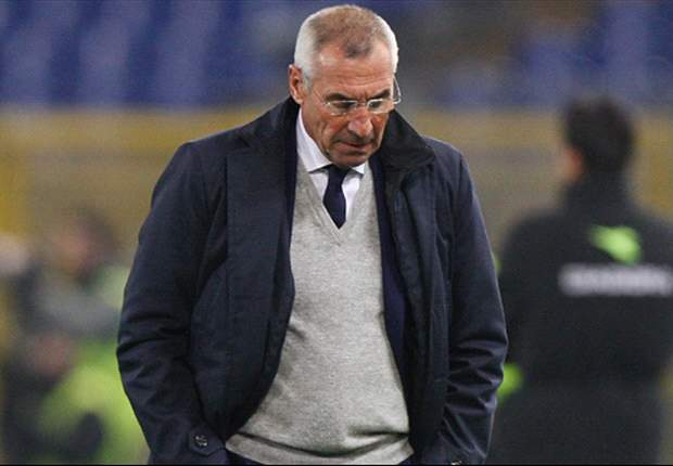 Lazio reject Edy Reja's resignation offer - report