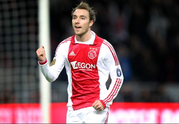 Liverpool target Christian Eriksen is committed to Ajax, says agent