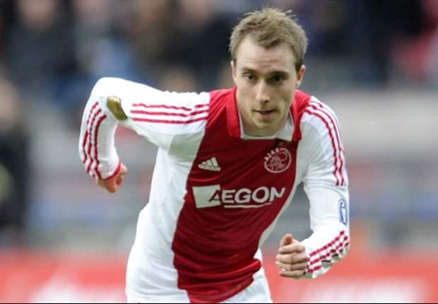 Ajax Tak Jual Murah Christian Eriksen