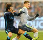 As melhores imagens de Manchester City x Real Madrid