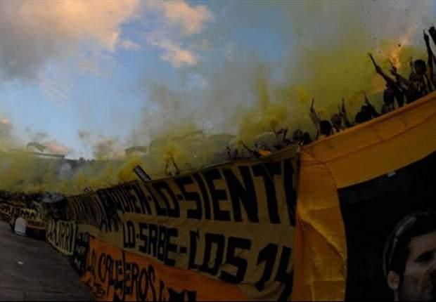 Procesaron con prisión a barra brava de Peñarol