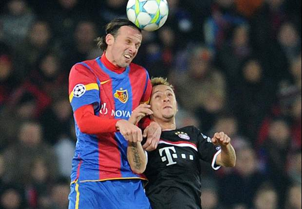 Basel 1-0 Bayern Munich: Substitute Stocker nets only goal as Swiss side claim priceless victory