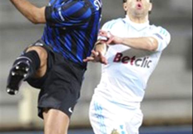 Champions League: Inter de Milán se derrumbó en el último minuto ante Marsella (1-0)