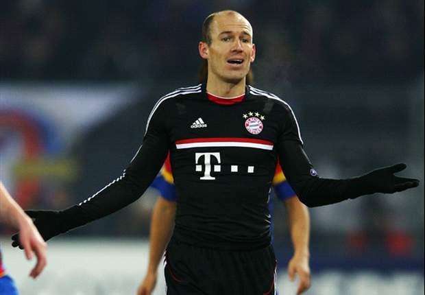 Arjen Robben Ragukan Masa Depannya Di Bayern Munchen