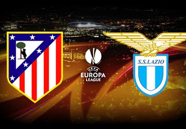 Europa League: Manifestación de hinchas del Lazio en Madrid