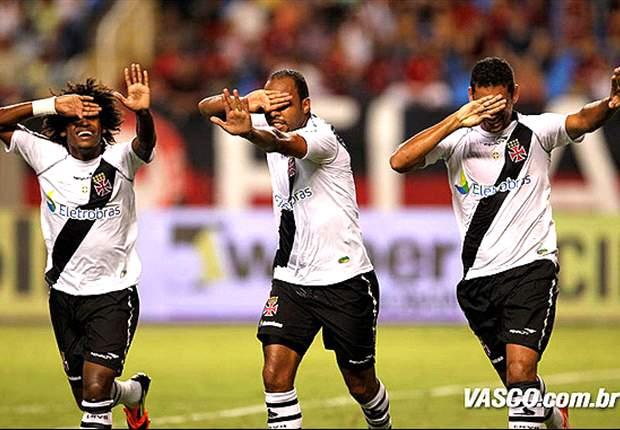 Vasco chama torcida para decisão de domingo