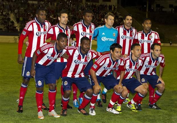 Chivas recupera cuatro futbolistas prestados