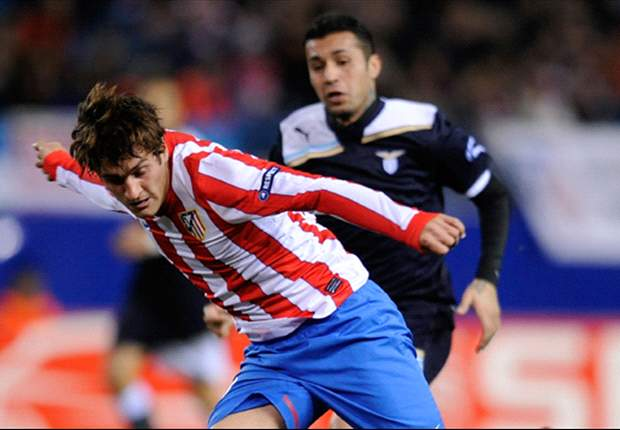 Atletico Madrid 1-0 Lazio (Agg 4-1): Godin header confirms progression for Spaniards and leaves Edy Reja on brink of exit