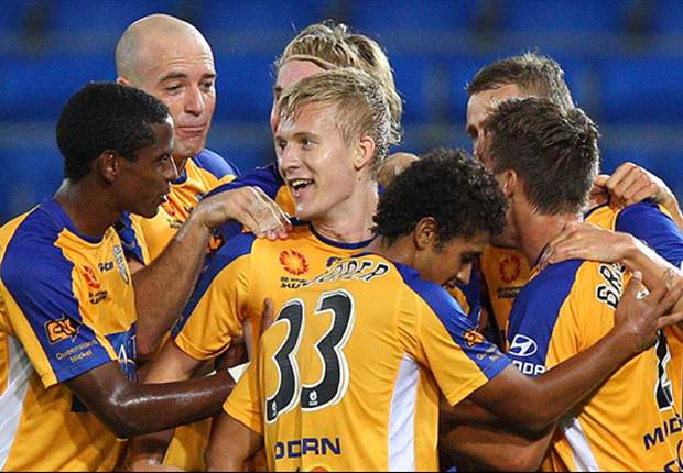 Gold Coast United supporters launch plan to save the embattled A-League side