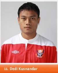 Dedi Kusnandar, Indonesia Internasional