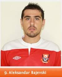 Alekasandar Bajevski Player Profile
