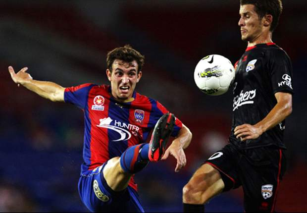 Newcastle Jets 1-0 Adelaide United: Elrich scores only goal