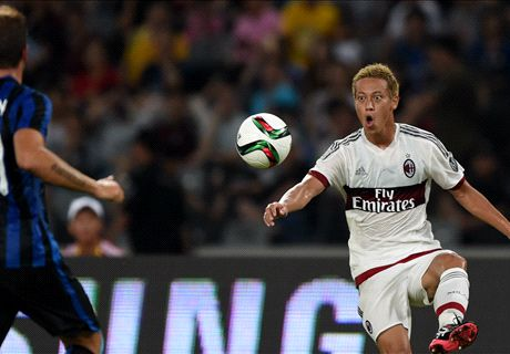 Mexes & Milan take derby spoils