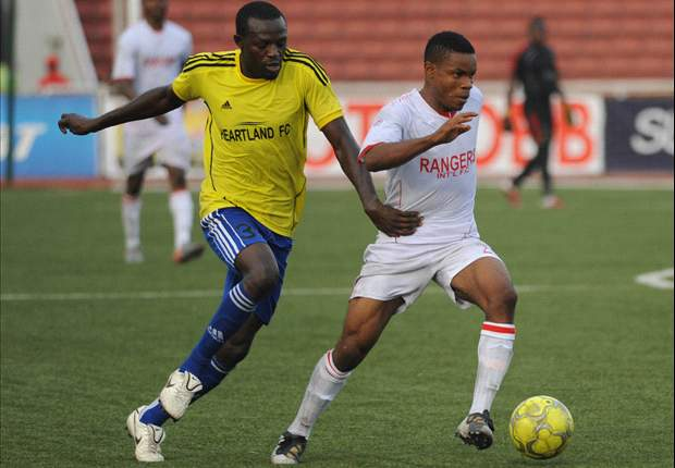 Federation Cup: Heartland begin title defence against Plateau United