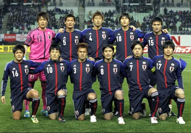 Tim Olimpiade Jepang Latihan Dengan 'Onigiri'