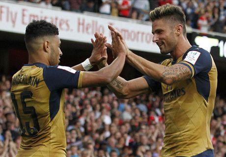 MATCH REPORT: Arsenal 6-0 Lyon