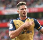 Ozil & Giroud star as Arsenal thrash Lyon