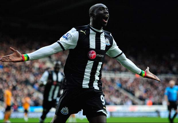Super Papiss Cisse at the forefront as Newcastle's Champions League charge gains further momentum