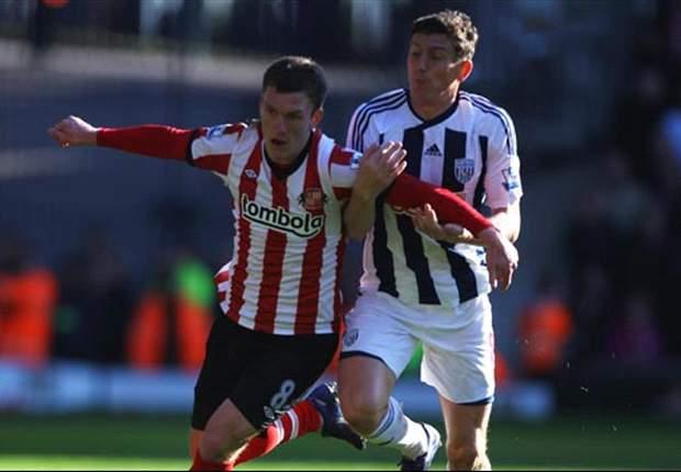 West Brom 4-0 Sunderland: Odemwingie grabs double as buoyant Baggies dominate hapless visitors