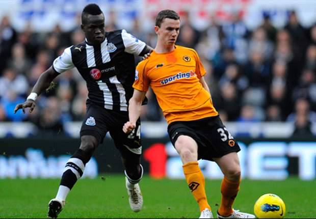 Tiote targeting Newcastle-Everton clash for return from injury