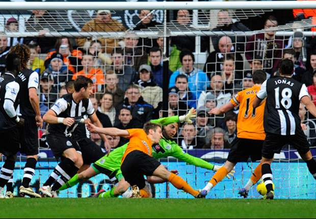 Newcastle 2-2 Wolves: Late Kevin Doyle strike caps surprise two-goal comeback to give Connor point in first game