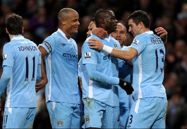 Carlos who? Aguero, Balotelli & Dzeko step up to prove Manchester City no longer need to worry about troublesome Tevez