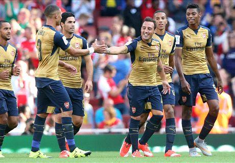 Keane attacks 'selfie & six-packs' Arsenal