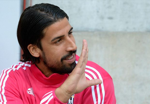 Confirmed: Khedira out injured for two months