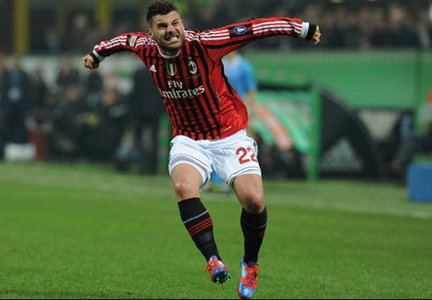 AC Milan's Nocerino: We can't reproduce a first half like that again; I dropped a bollock with my miss!