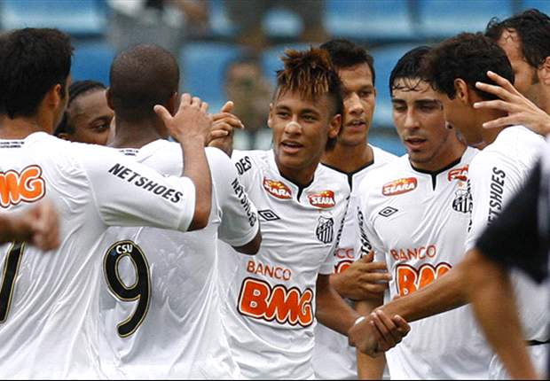 Copa Libertadores: Neymar strike sends Santos to Group 1 summit